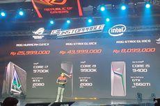 Asus Boyong 3 PC Gaming ROG ke Indonesia, Harganya?