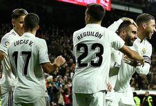 Real Madrid Berpotensi Kehilangan 9 Pemain pada Musim Depan