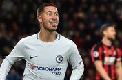 Fabregas Yakinkan Hazard Tolak Real Madrid dan Bertahan di Chelsea