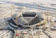 Konstruksi Stadion Piala Dunia 2022 Hampir Rampung
