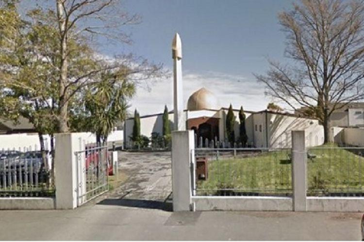 Masjid Al Noor, Christchurch, Selandia Baru.