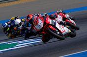 Hasil Buriram Jadi Modal Honda di ARRC Australia