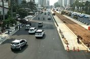 Gubernur DKI: Alhamdulillah Sekarang Jalan Thamrin-Sudirman Sudah Lurus Semua