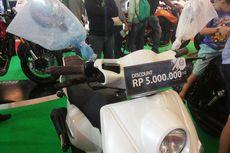 Daftar Diskon Skutik 110cc-125cc di IIMS 2018