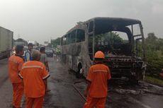 5 Fakta Kasus Kebakaran Bus di Tol Jakarta-Cikampek, Kru Bus