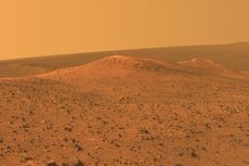 Kejar Ketinggalan, China Segera Luncurkan Robot Penjelajah ke Mars