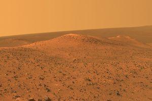 Teka-teki Kehidupan di Mars, Air Asinnya Ditemukan Mengandung Oksigen