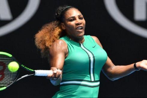 Serena Williams Melangkah ke Babak Kedua Australian Open 2019