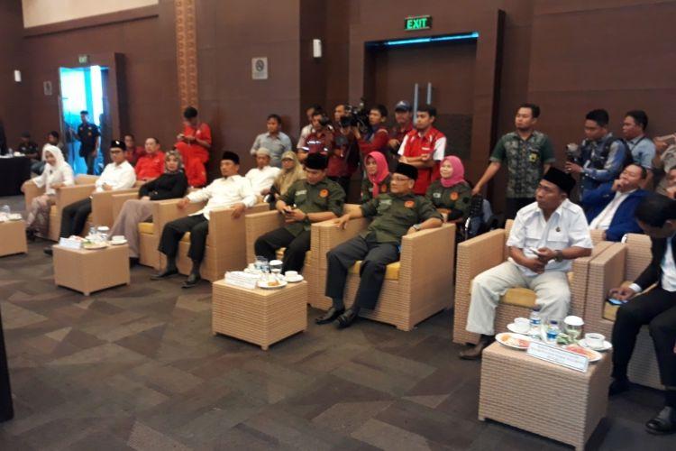 Empat pasang calon wali kota Bengkulu disahkan KPU
