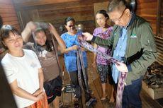 Sambangi Kabupaten Sintang, Sutarmidji Berniat Promosikan Rumah Betang Dayak dan Kain Tenun