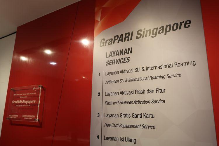 GraPARI Singapura.