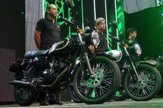 W175 Melanjutkan Tradisi Kawasaki di Indonesia