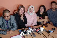 Hilda Vitria Lega Kriss Hatta Ditahan di Rutan Bulak Kapal