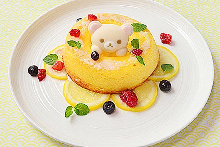 Korilakkuma Setouchi Lemon Chiffon Cake