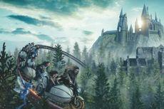 "Wizarding World of Harry Potter Kini Punya Roller Coaster Bertema ""Hagrid"""