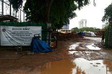 Sedang Direvitalisasi, Taman Lapangan Banteng Ditutup Sementara