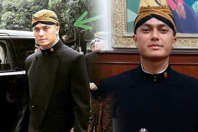 Prajurit Satu (Pratu) Daniel Darryan, anggota Paspampres Grup A yang tugasnya melekat langsung pada pengawalan Presiden Joko Widodo.
