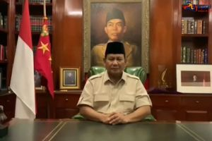 Prabowo Bahas Masa Depan Koalisi Pasca Putusan MK
