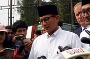 Ditanya Kapan Prabowo Akan Bertemu SBY, Ini Kata Sandiaga