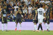 5 Fakta Valencia Vs Juventus, Kartu Merah Pertama Cristiano Ronaldo