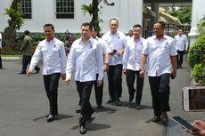 Bertemu Jokowi di Istana, Perindo Tak Takut Dilaporkan Seperti PSI
