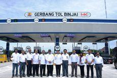 Pembebasan Lahan Ganjal Penyelesaian Tol Medan-Binjai