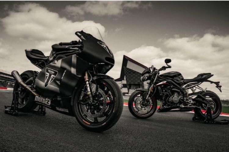 Triumph mengumumkan tenaga mesin yang digunakan di Moto2 tahun depan.