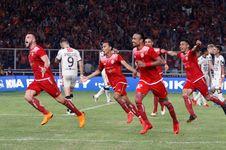 Jejak Langkah Persija Jakarta Menuju Tangga Juara Piala Presiden 2018