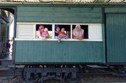 Bernostalgia melalui Kereta Tua di Ambarawa