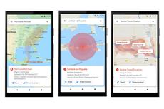 Google Maps Bakal Tampilkan Informasi Badai, Gempa Bumi, dan Banjir