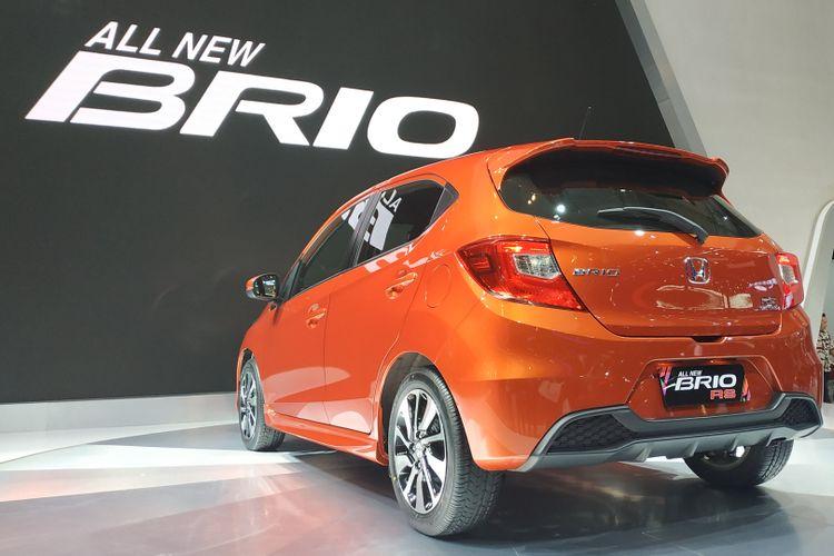 All New Honda Brio di GIIAS 2018