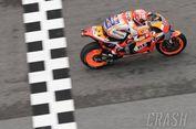 Marquez Tercepat di FP1 MotoGP Valencia
