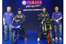 Rossi dan Vinales Perkenalkan MT-15 dan MX King Baru