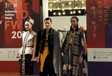 Indonesia Fashion Week Angkat Budaya Nusantara