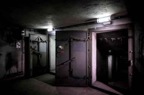 Ada Bungker Era Perang Dunia II Tersembunyi di Bawah Stasiun Kereta di Paris