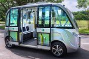 Singapura Berencana Operasikan Bus Mini Tanpa Sopir
