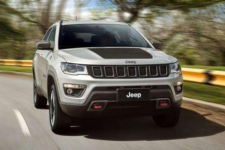 Selain Wrangler, Hascar Juga Jual Model Baru Jeep Compass