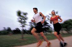 Berlari Lebih Mampu Tingkatkan Mood Dibanding Meditasi
