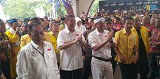 Demokrat dan Golkar Deklarasikan Pasangan 2DM Sebagai Jagoan Pilkada Jabar 2018