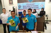 Tergiur Uang Jutaan Rupiah, Pegawai Toko Bika Ambon Selundupkan Sabu-Sabu ke Palembang