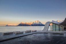 Toilet, Atraksi Wisata Menarik di Norwegia