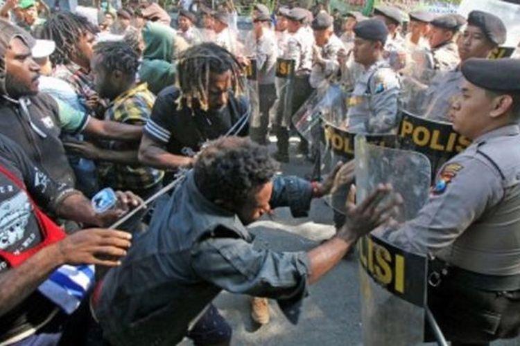 Insiden Asrama Papua, Pemerintah Akan Perbaiki Pengiriman Mahasiswa Daerah