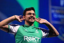 Gamer Arab Saudi Juara Dunia FIFA eWorld Cup