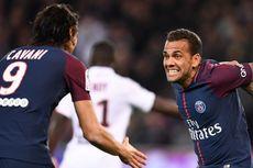Dani Alves Yakin PSG Bisa Juara Liga Champions Musim Ini