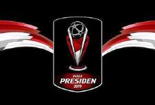 Hasil Piala Presiden 2019, Persija Pastikan Langkah ke Babak 8 Besar