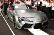 Toyota Pastikan Supra Terbaru Meluncur di Indonesia