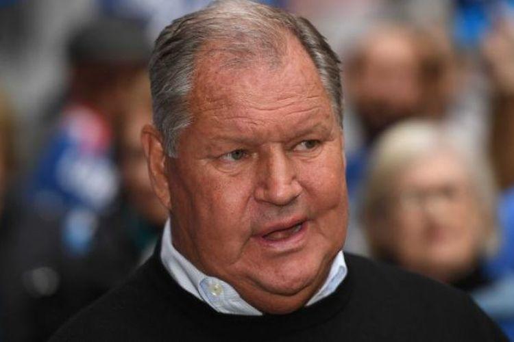 Robert Doyle membantah keras segala tuduhan pelecehan seksual yang ditujukan kepadanya. (AAP/Julian Smith).