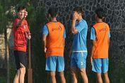 Petrovic Minta Arema FC Bekerja Keras dan Konsisten Saat Lawan Persib