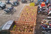 Polres Singkawang Gerebek Ruko Penimbun Ratusan Tabung Elpiji 3 Kg