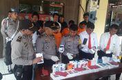 Polisi Tangkap Kakak Beradik Residivis Pencurian Ponsel di Takalar